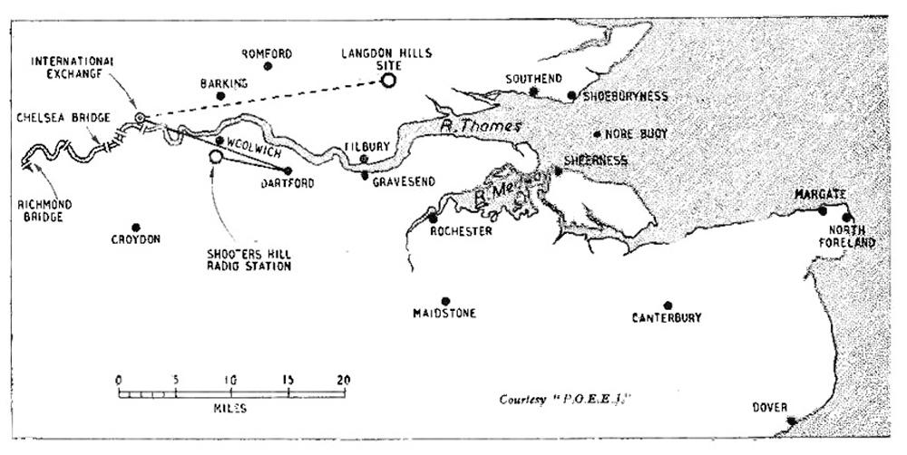 RADIOPHONE COVERAGE MAPS